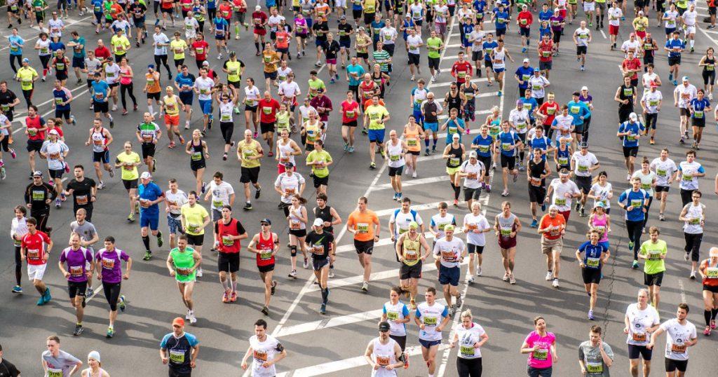 Met wat voor schema train jij voor een marathon?
