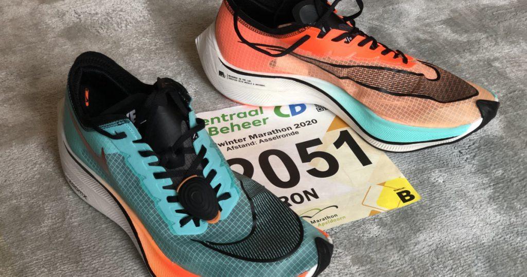 Asselronde: op nieuwe schoenen de heuvels over