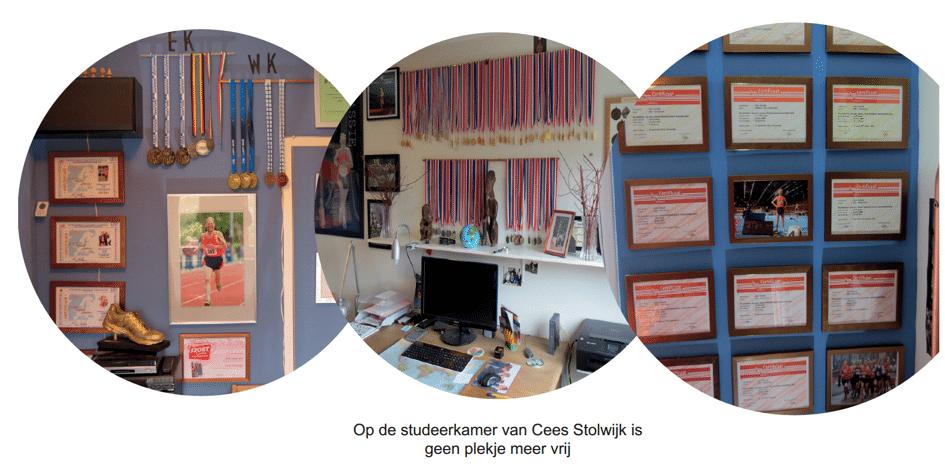Studeerkamer Cees Stolwijk