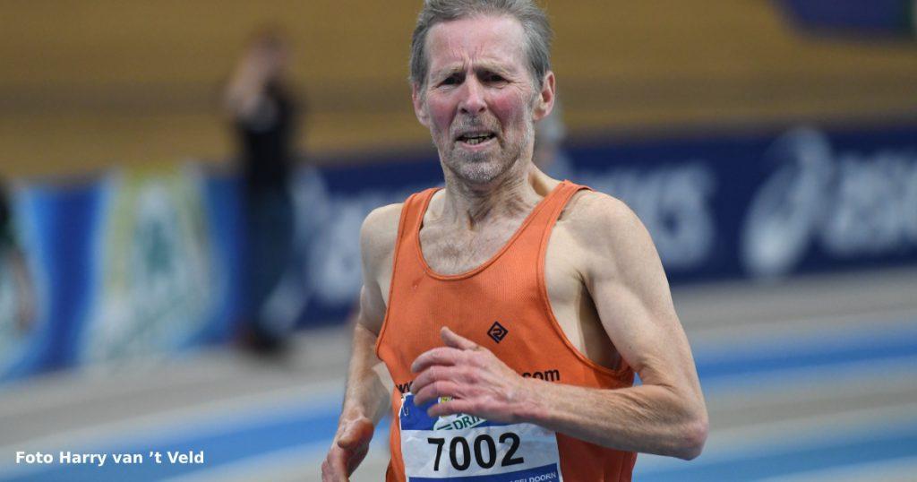 Cees Stolwijk: het hardlopende Wereldwonder