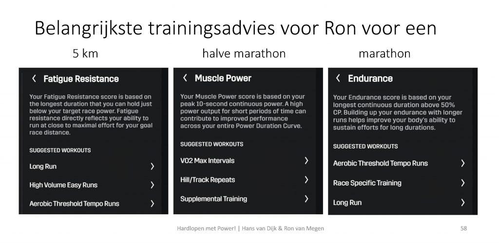 Trainingsadvies Stryd