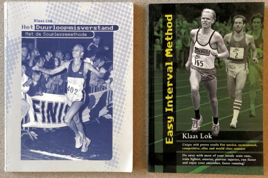 De eerste druk uit 2005 naast de kersverse Engelstalige editie met op het cover Klaas Lok voor Olympisch kampioen Steve Ovett. De duels die Ovett met Sebastian Coe uitvocht op de 800 m en 1.500 m zijn legendarisch.