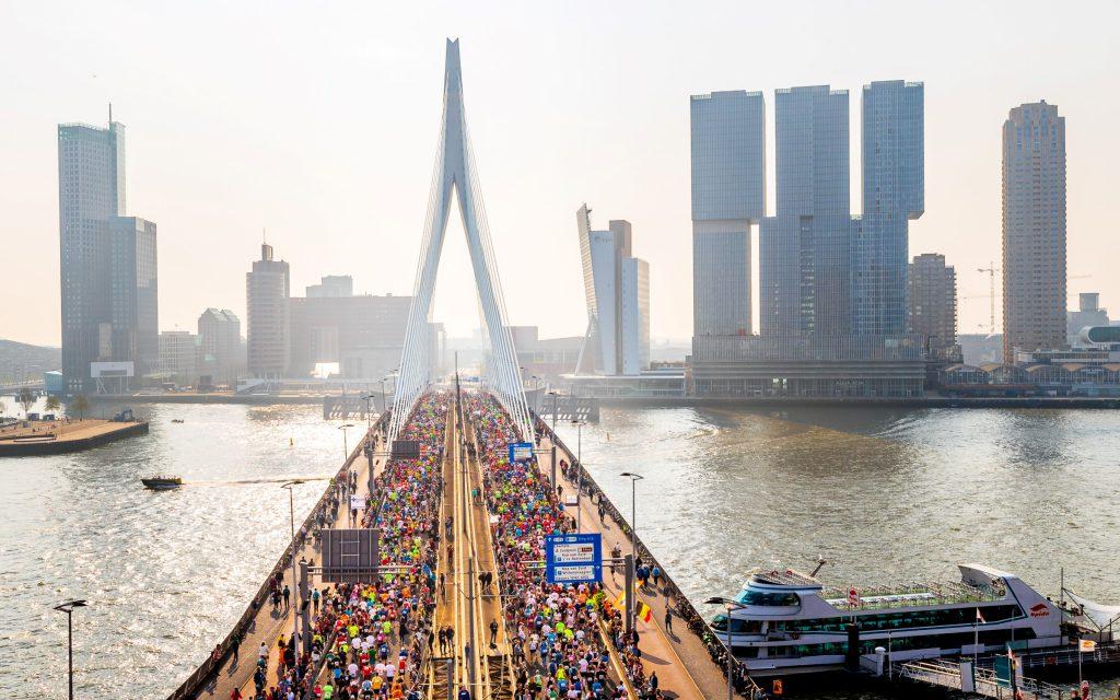 Nieuwe datum voor de Rotterdam Marathon