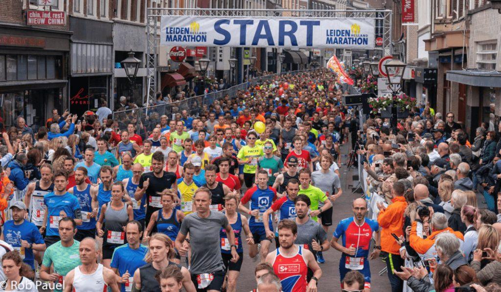 Nieuwe (voorlopige) datum Leiden Marathon