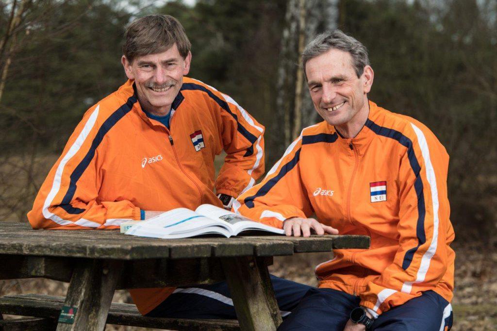 Ron van Megen en Hans van Dijk zijn alom bekend door hun hardloop- en wielrenboeken. De boeken zijn inmiddels in vijf talen verschenen.