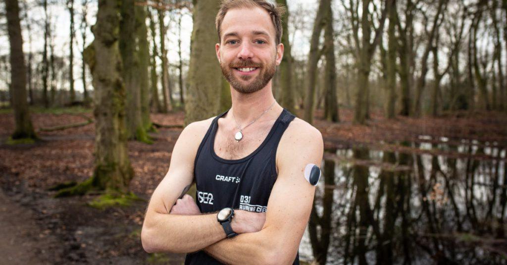 Diabetes én 60 kilometer per week trainen