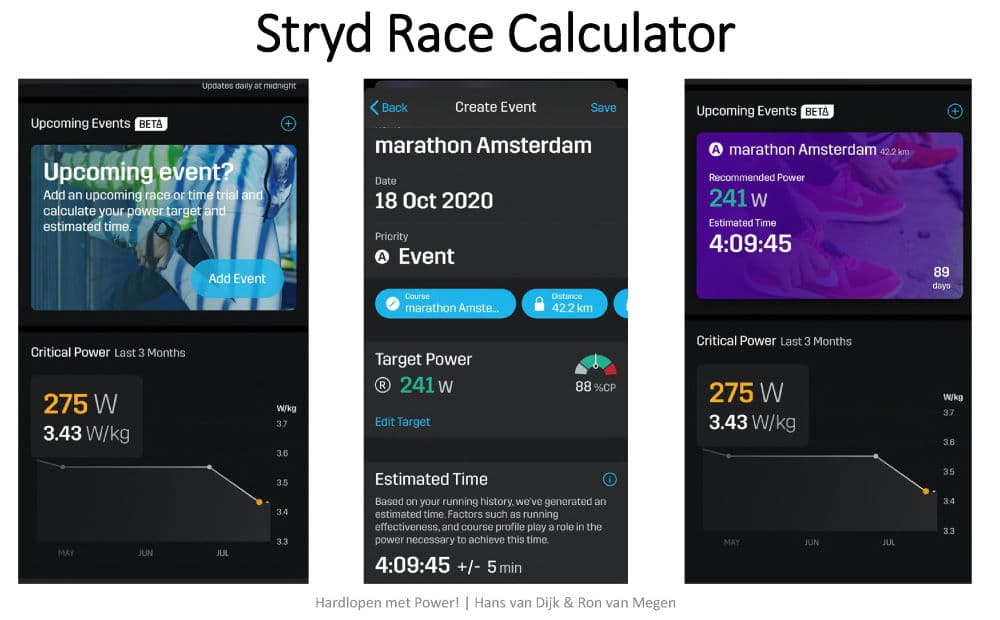 Amsterdam Race Calculator (4)