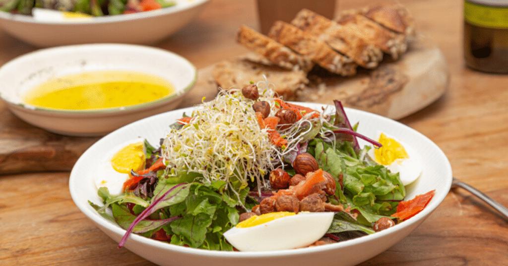 Top 4 beste eetpatronen voor hardlopers