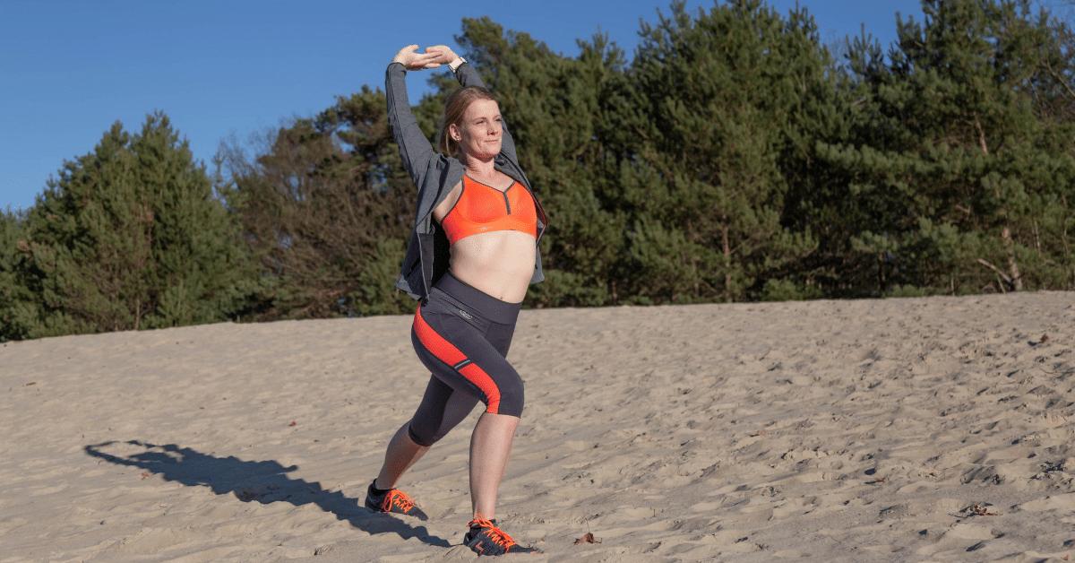Last van je schouders tijdens trainingen?