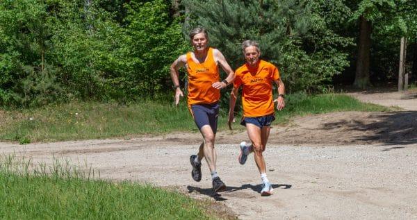 De vermogenscurve bij hardlopen