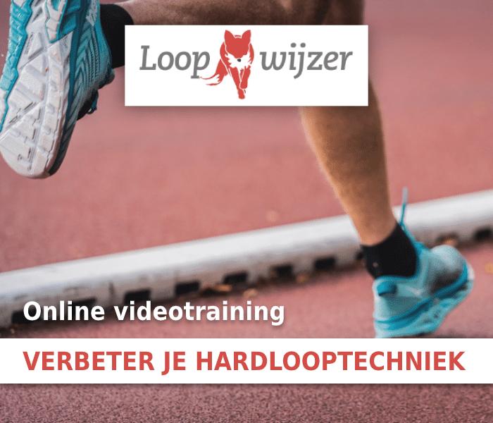 Verbeter je hardlooptechniek met de online videotraining van Loopwijzer