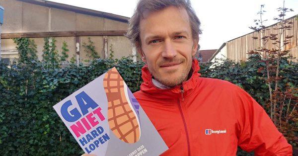 Gerben schrijft een boek: het is net een marathon