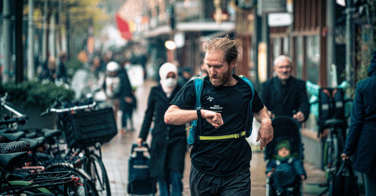 Meer dan 100 km per week: ben ik van mijn geloof gevallen?