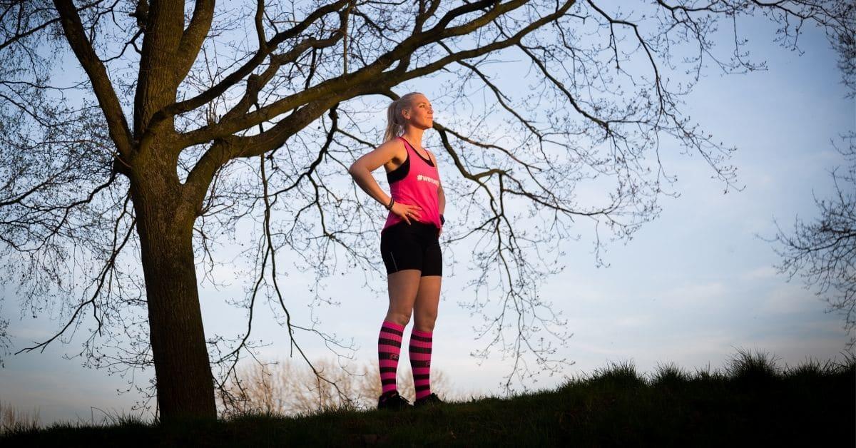 Hardlopen en ademhalingsoefeningen (deel 2 van 2)