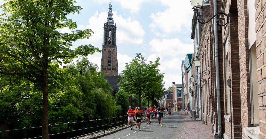 Jubileumeditie Marathon Amersfoort uitgesteld naar oktober
