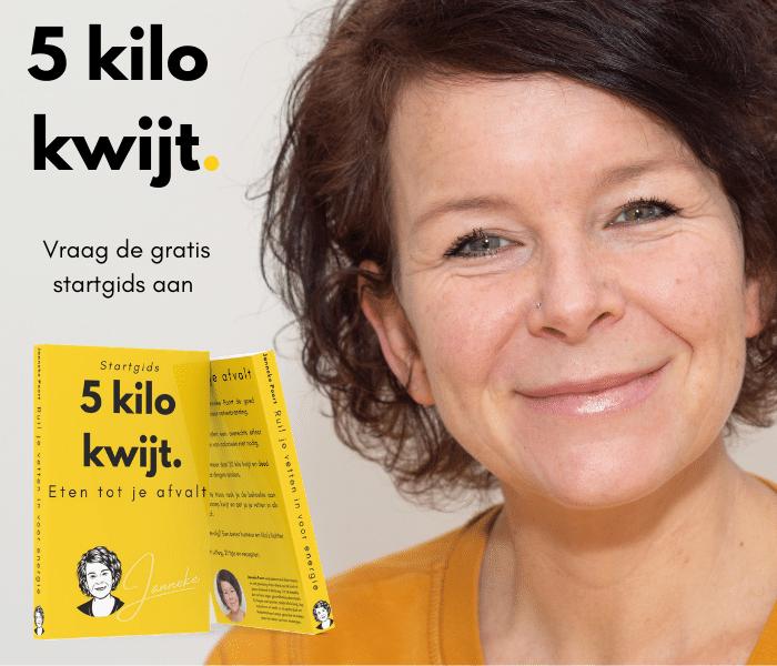 5 kilo kwijt - Janneke Poort