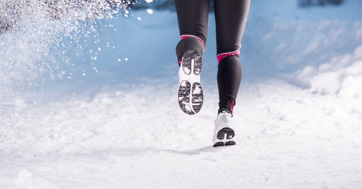 12 redenen om in de kou hard te lopen: ook als je dat niet wilt