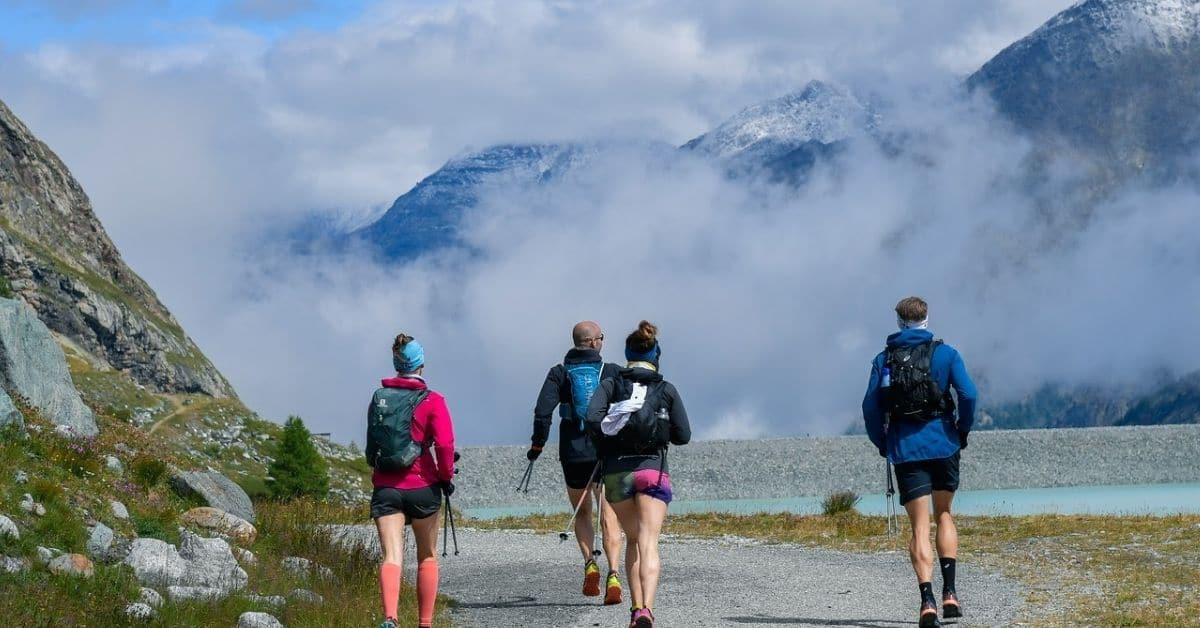 Tour Monte Rosa - de voorbereiding
