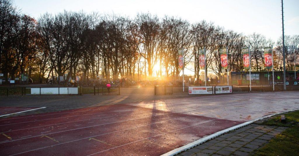 De oudste atletiekvereniging van het land is een vat vol bijzondere verhalen