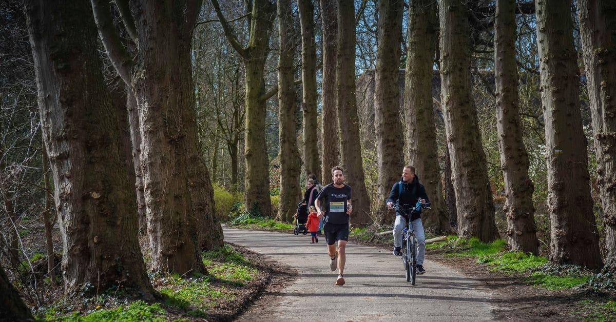 Eindelijk grip op het tijdverlies door de wind, een praktijkvoorbeeld: 1e Bossche Marathon