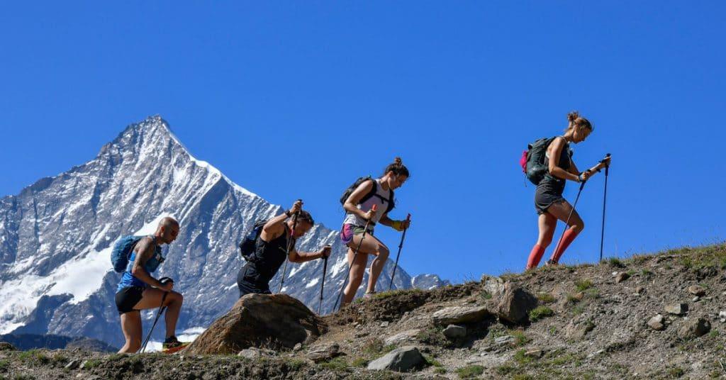 Tour Monte Rosa, Europahut – Zermatt (deel 6)