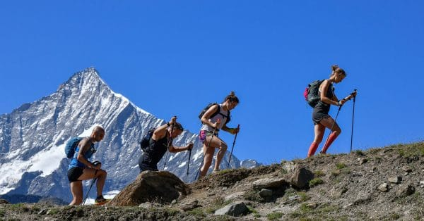 Tour Monte Rosa, Europahut - Zermatt (deel 6)