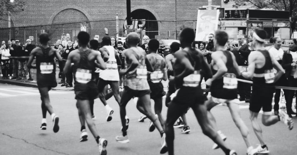 De Ode aan de Marathon van Dolf Jansen