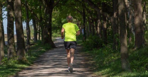Hoe je lichaam verandert door het lopen