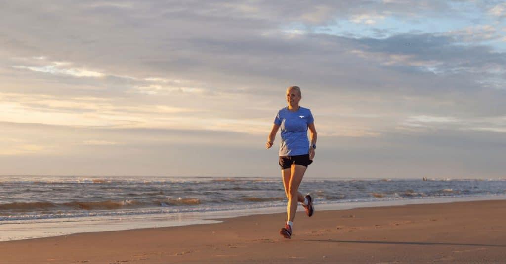 Voordelen van mindful hardlopen
