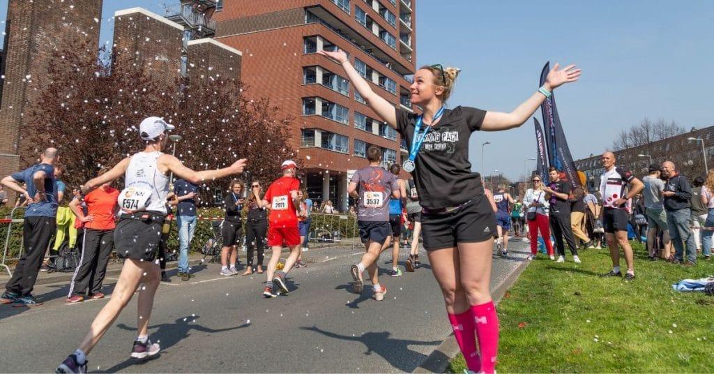 Vul je 10 km-PR in en kijk wat je kunt lopen op de (halve) marathon