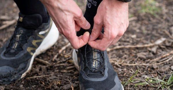 Hoe veter jij je trailrunschoenen?