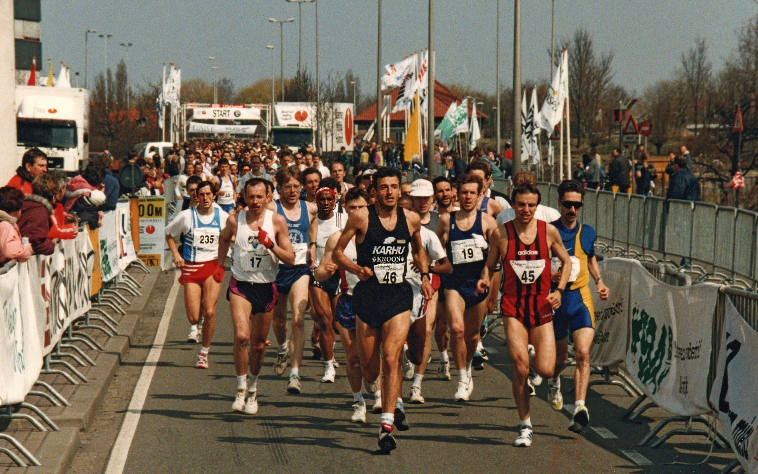 Paradox van de Marathon: avonturen en lessen van Aart Stigter
