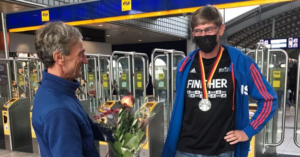Berlijn Marathon op vermogen: hoe ging het?