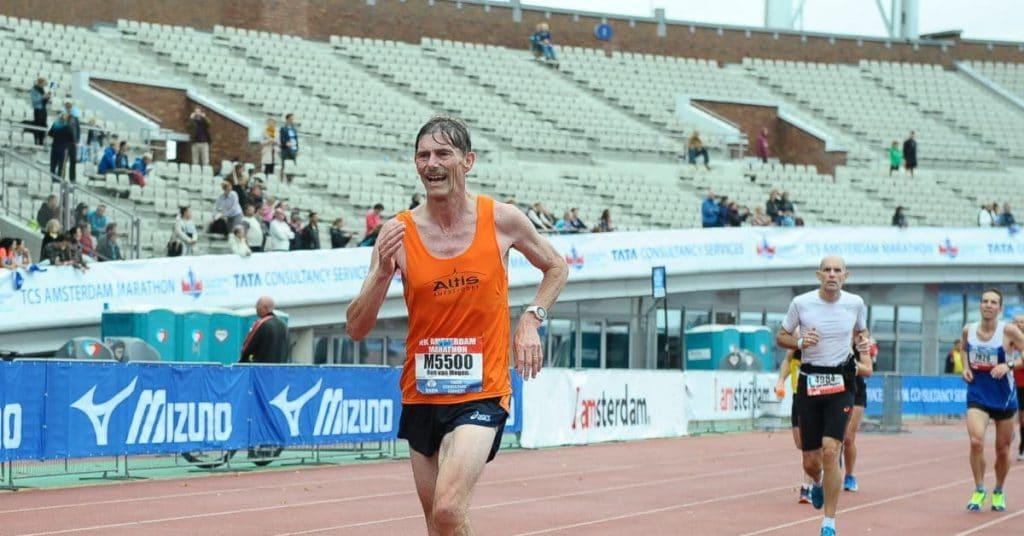 Een betere marathon begint in je hoofd
