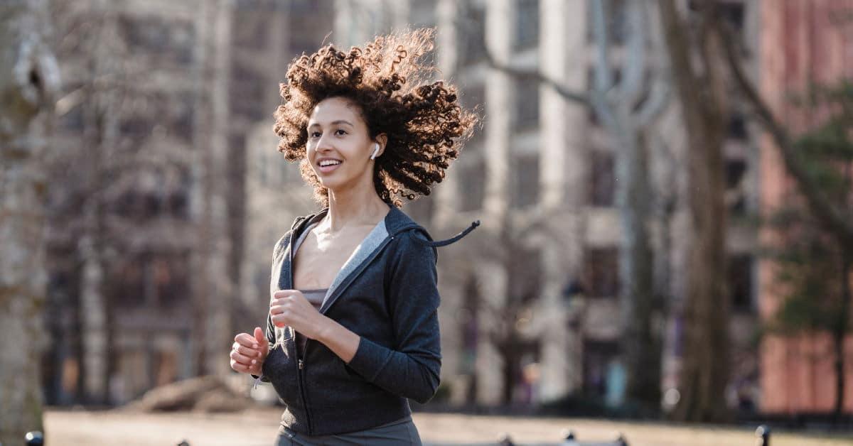 Maak je ideale playlist voor hardlopen